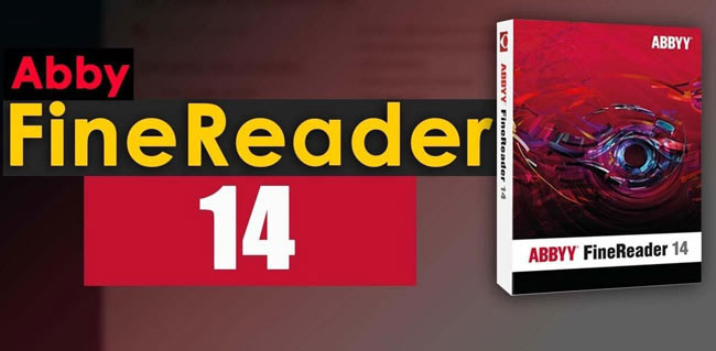 Phần mềm Abbyy FineReader 14 là phần mềm gì