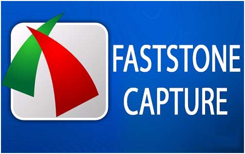 Phần mềm FastStone Capture.
