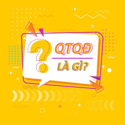 Qtqđ là cụm từ viết tắt đang được giới trẻ sử dụng nhiều trên các mạng xã hội
