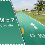 1km bằng bao nhiêu mét? Cách chuyển đổi đơn giản