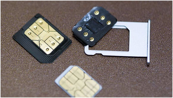 Sim ghép thần thánh giúp phá khóa Iphone lock