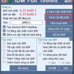 IDM full toolkit 3.9: Tính năng & cách sử dụng đơn giản