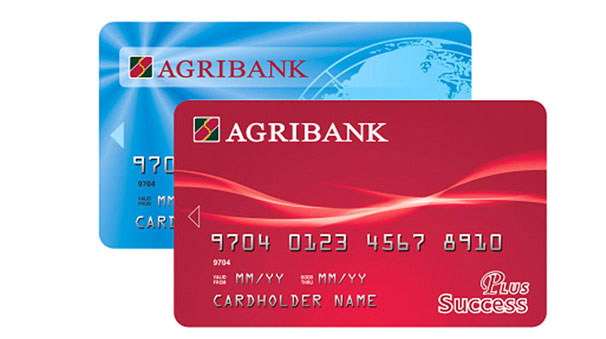 Thẻ ngân hàng Agribank