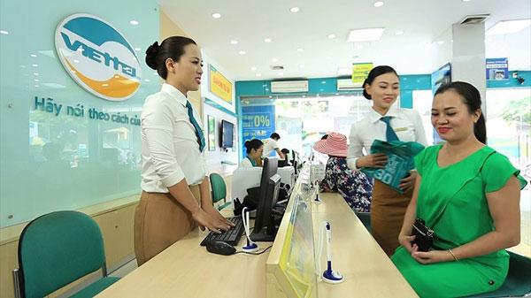 Viettel có khung giờ làm việc kéo dài để phục vụ mọi nhu cầu của khách hàng