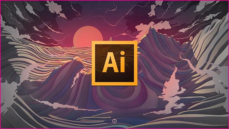 Adobe illustrator rất phổ biến trong ngành thiết kế