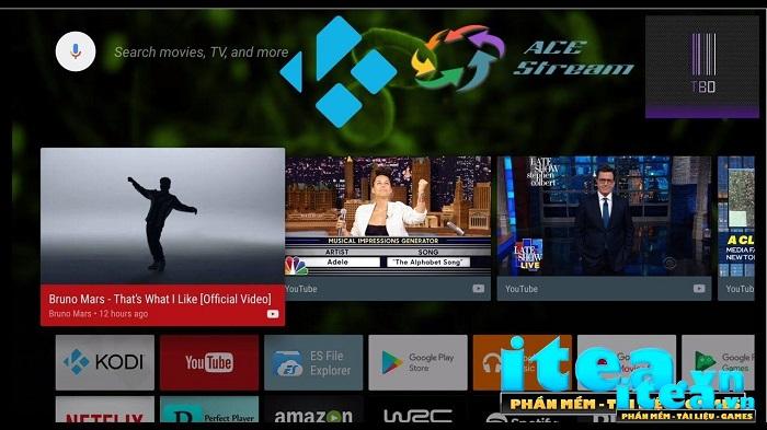 Điểm nổi bật của phần mềm Ace Stream Media