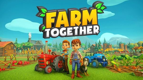 Game Nông trại 3D - Farm Together