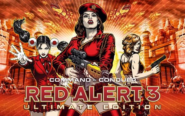Giới thiệu game Red Alert 3