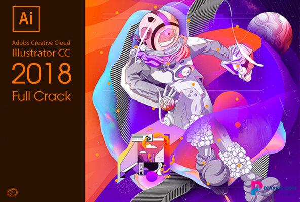 Phần mềm Adobe illustrator CC 2018