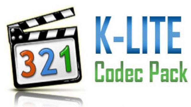 Phần mềm K-Lite Codec Pack Full