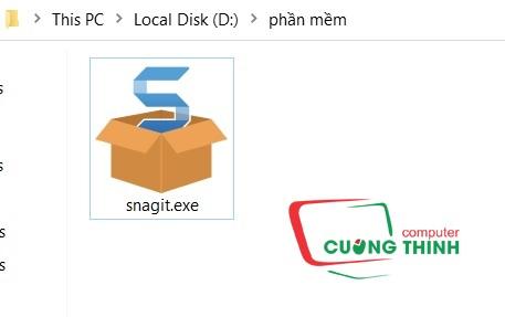 Tải file phù hợp với hệ điều hành về máy