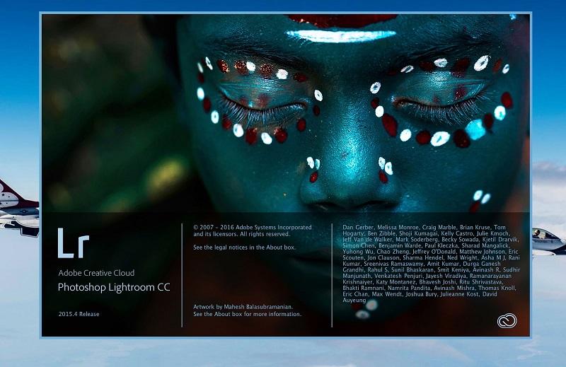 Tính năng mới trên Adobe Lightroom CC 2017