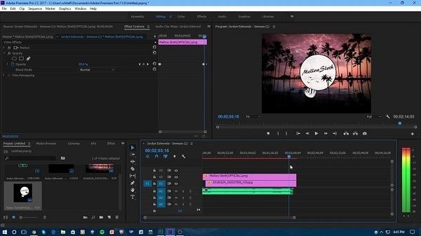 Tính năng mới trong Adobe Premiere Pro CC 2017