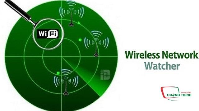 Wireless Network Watcher - Phần mềm kiểm thiết bị kết nối đến mạng Wifi