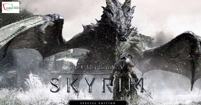 Đôi nét về game The Elder Scrolls V Skyrim Việt Hóa