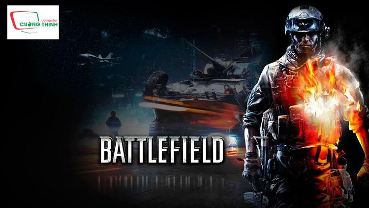 Game bắn súng Battlefield 3