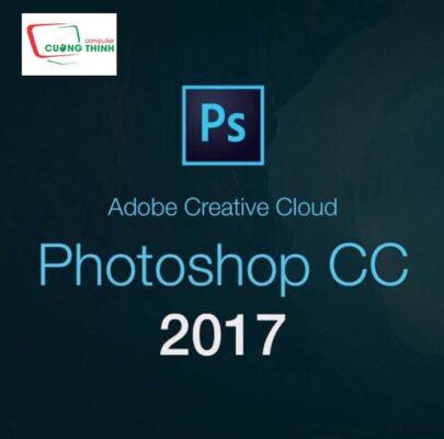 Giới thiệu phần mềm Photoshop CC 2017