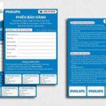In phiếu bảo hành sản phẩm giá rẻ TpHCM miễn phí thiết kế mẫu