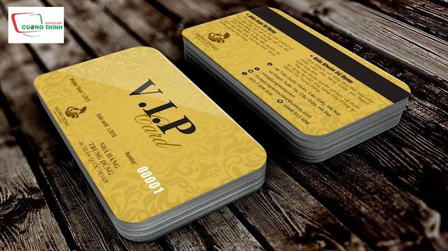 Thẻ VIP là gì