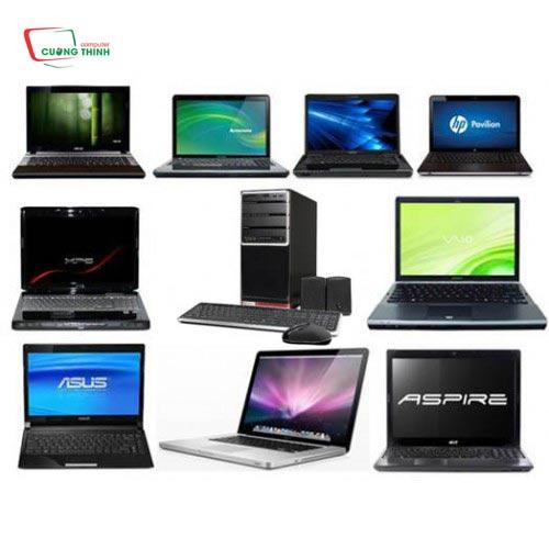 Thoải mái tùy chọn các loại Laptop khác nhau