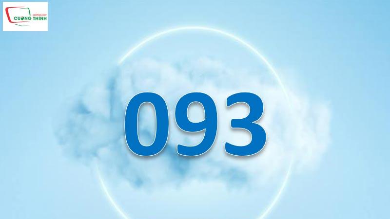 093 là mạng gì