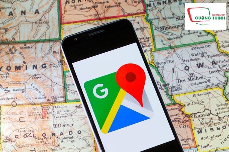 Mô tả về Google Maps và Google Maps Api