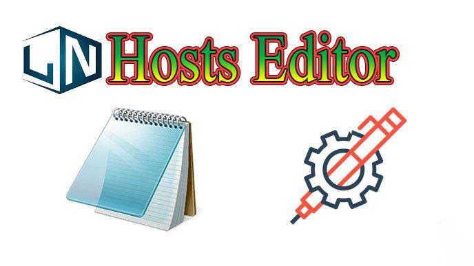 Phần mềm Host Editor